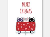 Merry Catsmas!