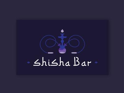 Shisha Bar - Logo Design
