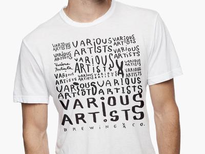 Various Artist Shirt