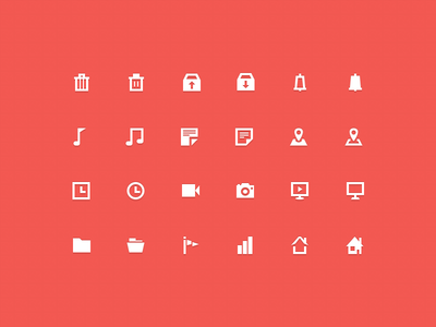30 Free Icons (with PSD)