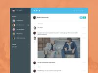 Skype Flat Reskin