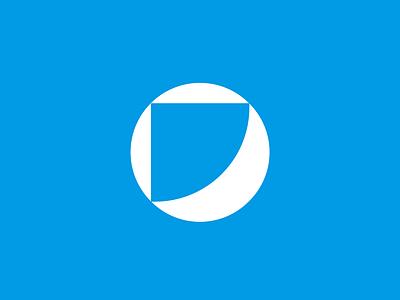Furniture logo bevel round