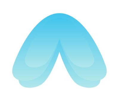 A logo triangle logo logos logo design logo