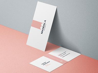 Branding-Mandala Complements type typography design boutique fashion moda marca logo branding