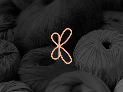 Monogram - Kela Accessories marca design branding monogram logo accesories