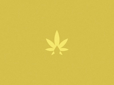 Cannabis Medical logo monogram freelance design branding cannabis logo cannabis branding cannabis