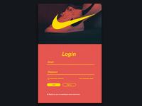 Nike UI