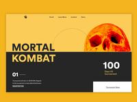 Mortal Kombat UI