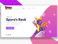 Spyro Webpage