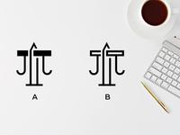 J.R. Law Group Logo Ideas