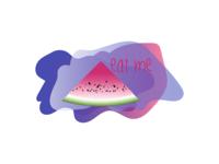 Watermelon -Tasty summer 🍉