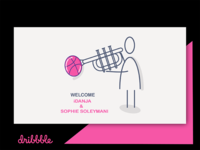 New Dribbble Players