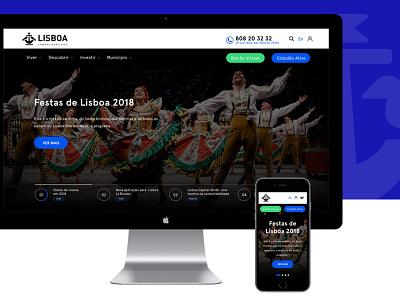 Cmlisboa designinspiration userexperience user interface user experience sketch redesign uiux mobile digital ux ui web design