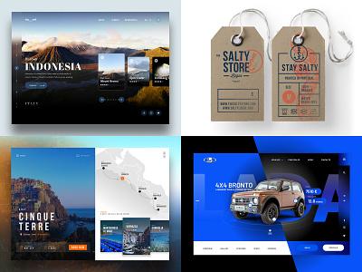 2018 mobile uiux stationery typography digital ui ux design branding