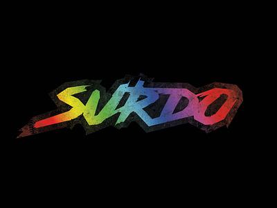 Surdo Surfboards Logo logoideas identity vector design logo brand typography branding