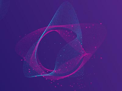 """Galaxy"" web branding vector ui illustration isometric design design ux designer seattle ux"