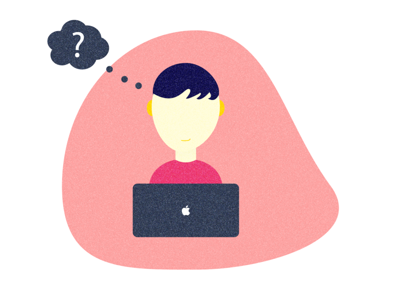 """Studying"" mezzotint vector photoshop ux illustration design ux designer seattle"