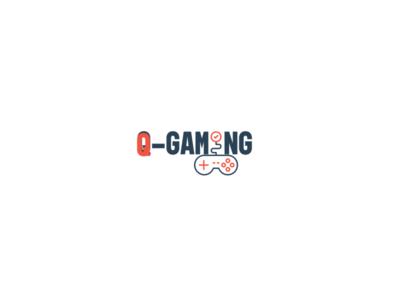 Q-gaming logo