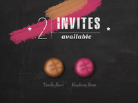 2 Invites Available