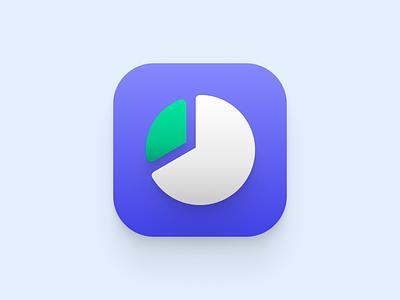 Cashflow App Icon application icon icon big sur big sur style 3d icon app icon