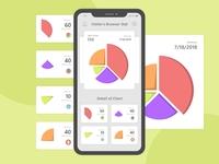 Daily UI #018 | Analytics Chart