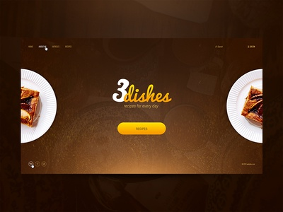 Web design | Cooking