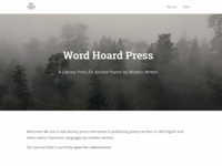 Word Hoard Press