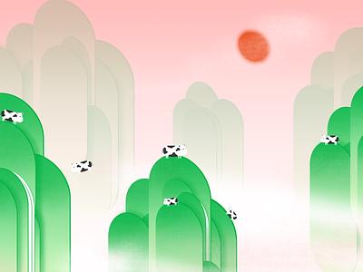 Niume illustration design