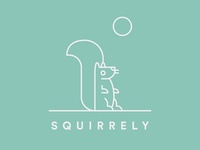 Squirrely Final Logo