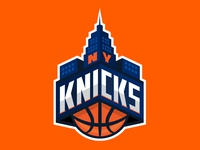 New York Knicks Logo Redesign