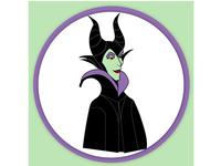 Maleficent Avatar Vector