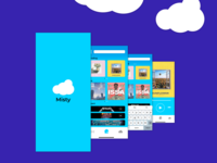 Misty Streaming App Concept