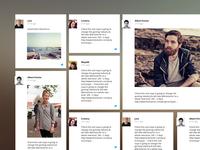 Social Wall – Concept