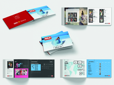 Media Kit Hola Mockup