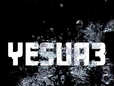 underwater text
