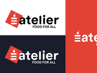 Logo proposal for eatelier