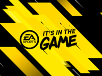 EA Sports | lettering