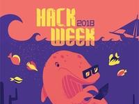 Hack Week Poster 1