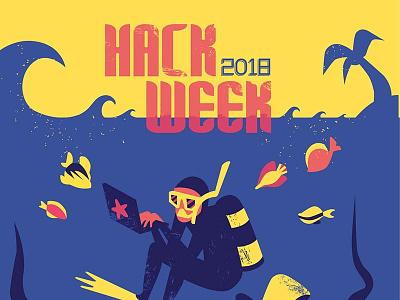 Hack Week Poster 2 sentry week hack