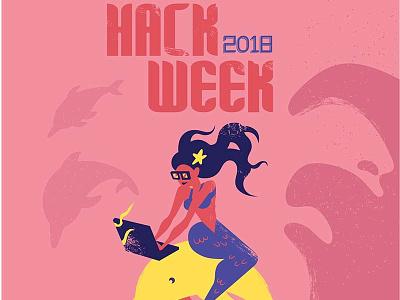 Hack Week Poster 3 sentry week hack