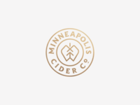 Minneapolis Cider Identity