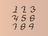 Wacky numerals