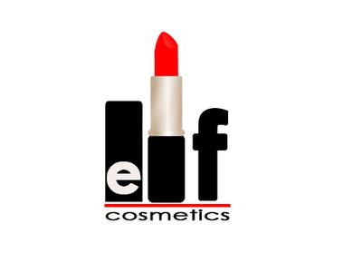 Elfcosmetic Logo 3 logo design