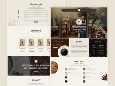 JoeCoffee - Coffee Shop Template