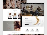 Ayesha - Hair Salon Template Home 04