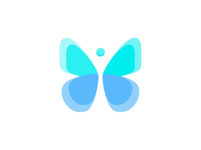 Butterfly logo concept logo design nature mother nature organic earth angel wing logo wings moth insect insect logo butterfly logo butterflies butterfly
