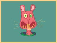 Easter Bunny I mean Hamster