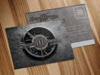 Steampunk Maniacs Post Cards