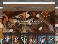 Steampunk Maniacs Icons