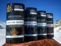 Green Room Naturals CBD Deodorant